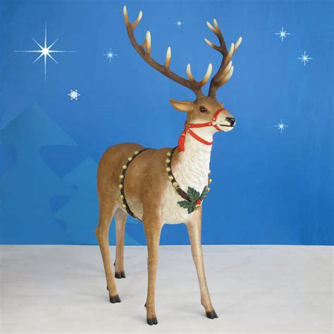 life size goofy reindeer pictures to pin on pinterest