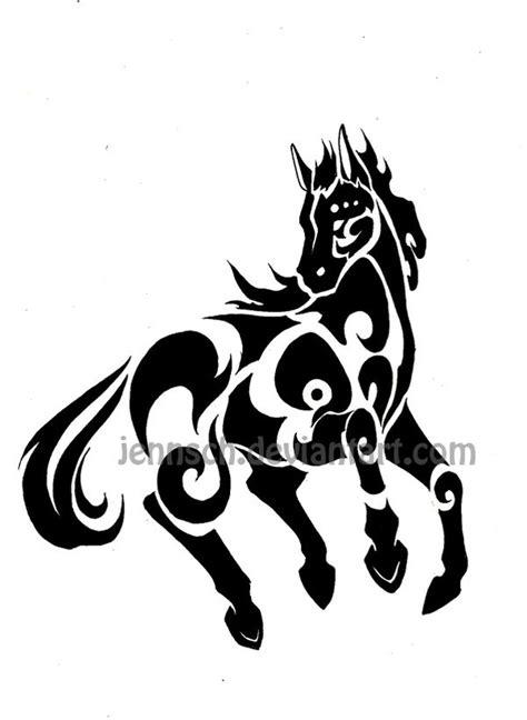 chinese zodiac horse drawing www pixshark com images