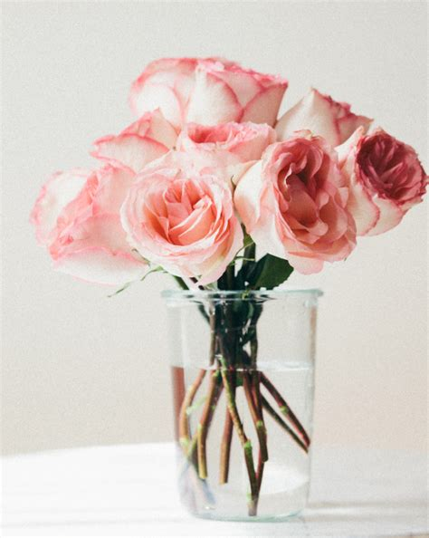 How To Arrange Roses In Vase by 3 Ways To Arrange Supermarket Flowers A Cup Of Jo