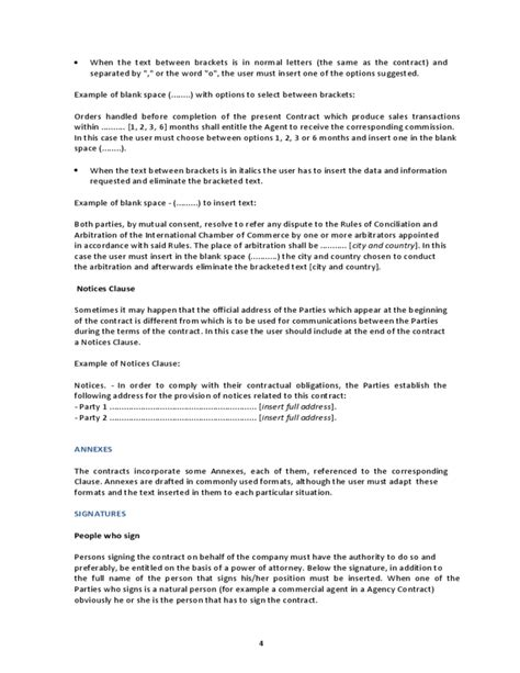 logistic services contract template free download