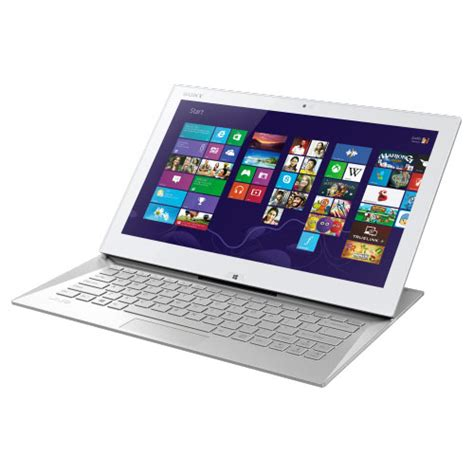 Laptop Tablet Sony Vaio Duo 11 6 hybrid notebook sony vaio duo 13 svd13223cxb drivers for windows 7 windows 8