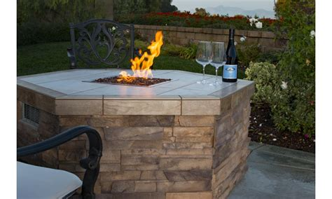 Hexagon Fire Pit Best Fire Pits Bull Outdoor Products Hexagon Pit