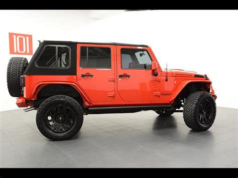 Tempe Jeep 2016 Jeep Wrangler Unlimited Rubicon For Sale In Tempe Az