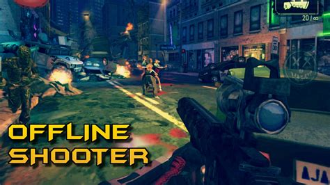 game mod android offlinr top 20 offline fps tps games for android ios youtube