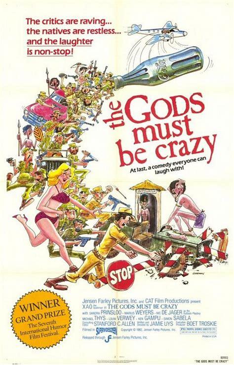the gods must be crazy 1980 imdb chuckyg s rewatchable movies 1981