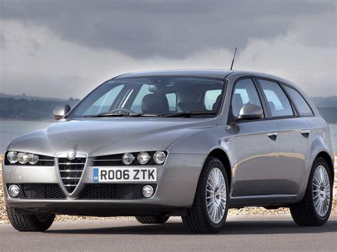 Alfa Romeo 159 Sportwagon by Alfa Romeo 159 Sportwagon 2006 2007 2008 2009 2010