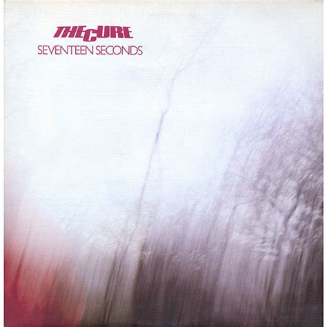 Limited Edition Seventeen 2nd Album Age the cure seventeen seconds at discogs