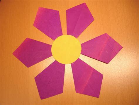 Blume Falten Kindergarten by Blumen Falten Kinderspiele Welt De
