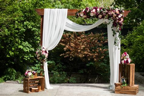 Wedding Arbor Decoration by It Wedding Arch Arbor Chuppah Mandap More