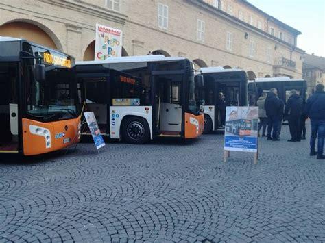 autobus fermo porto san giorgio industria italiana autobus sei vivacity per le marche con