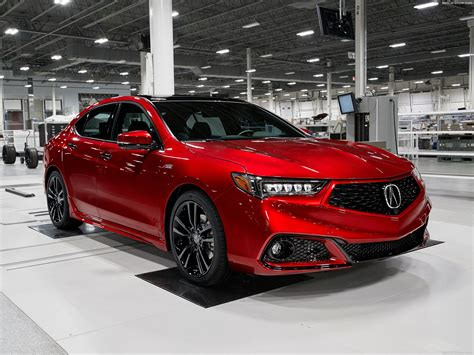 2020 acura tlx pmc edition specs acura tlx pmc edition 2020 pictures information specs