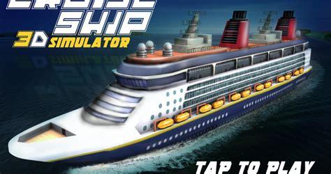 boat building games online free cruise ship 3d simulator apk v1 0 apkmodx