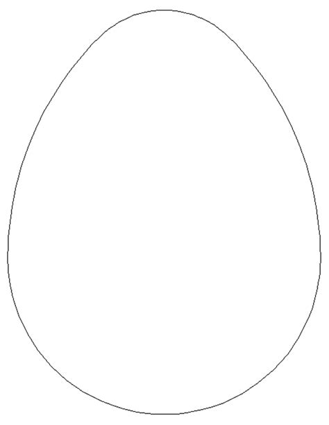 egg pattern drawing blank easter egg drawing clipart best