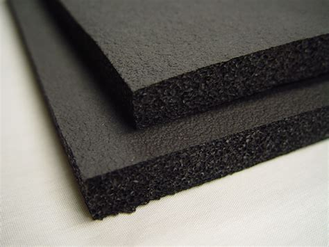 The Types, Qualities, and Benefits of Foam Rubber Products