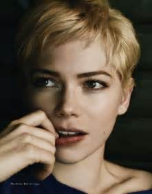 haircut and style magazine michelle williams quot hobbo quot magazine june 2011