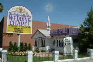 wedding chapels in las vegas