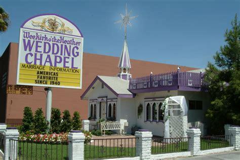 chapel wedding packages  las vegas
