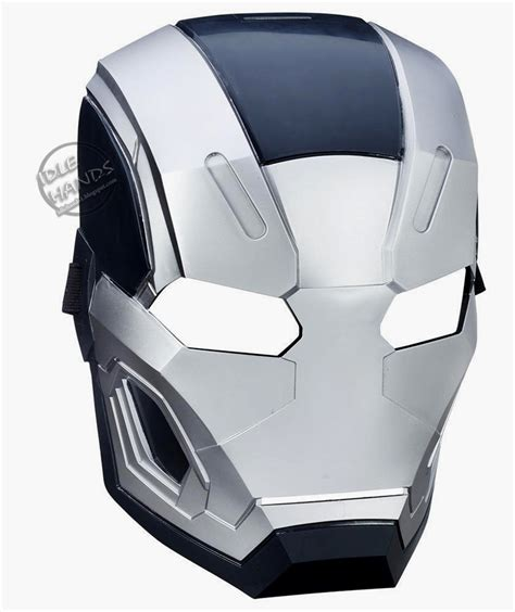 Hasbro Civil War Marvels War Machine Mask B67433 more captain america civil war toys revealed