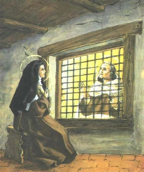 Interior Castle Teresa Of Avila by St Teresa Of Avila Quote From Interior Castle