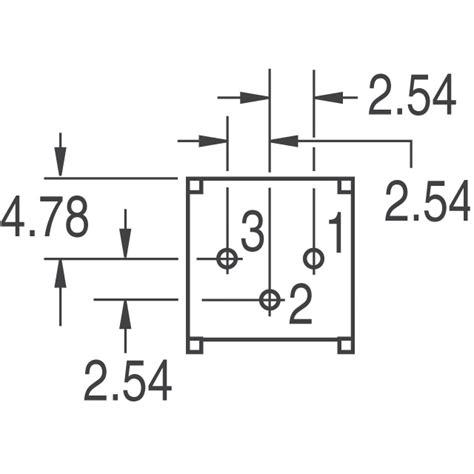 3386p 1 102lf bourns inc potentiometers variable