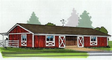 barn plans 4 stall octagon horse barn living quarters apartment 33 best images about horse barn designs on pinterest
