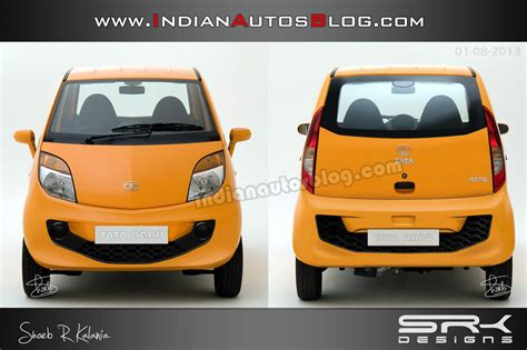tata nano update and diesel tata nano with power steering and new interior is coming