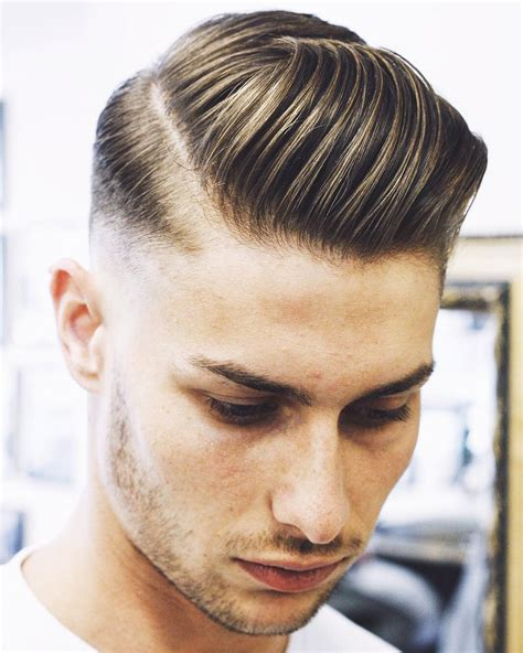 mid fade hairstyle 5 cool mid fade haircut styles