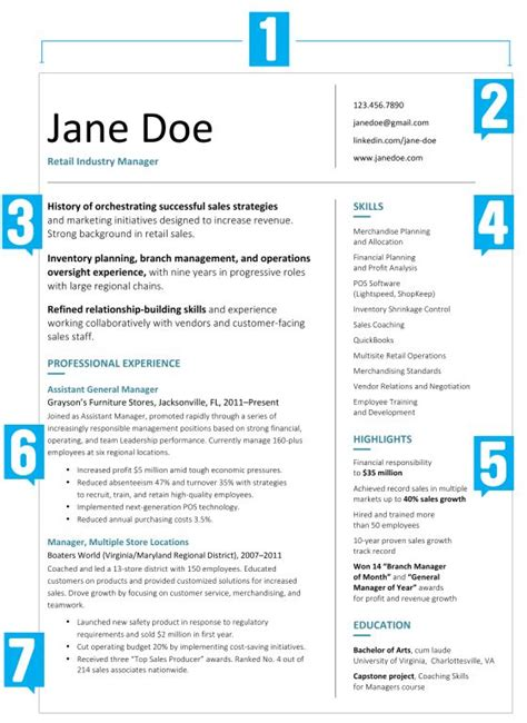 How To Make A Resume Look