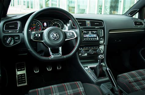 volkswagen gti interior capsule review 2015 volkswagen golf gti the truth about