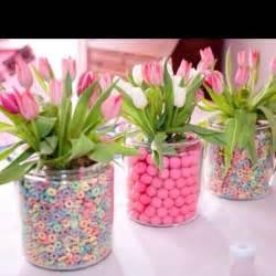 baby shower flower decorations flower arrangement