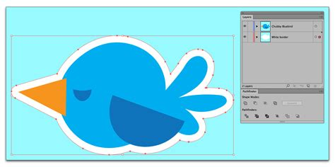 add png pattern to illustrator adobe illustrator adding a white border for window clings