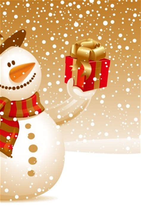 happy christmas snowman wallpaper hd wallpapers