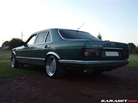 W126 Tieferlegen by Lowering W126