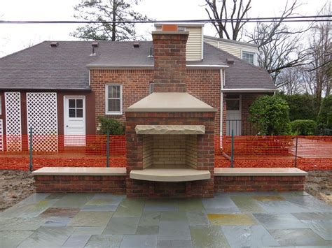 outdoor patio design plans outdoor brick fireplace plans fireplace designs