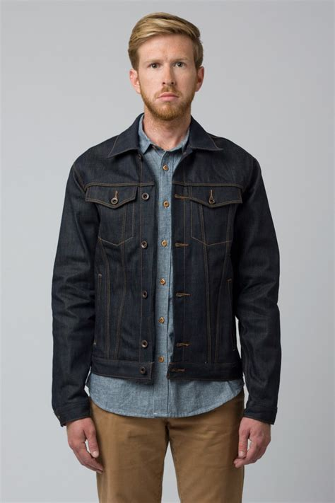 Jaket Says Denim Original S Raleigh Denim Denim Jacket Original Selvage Garmentory