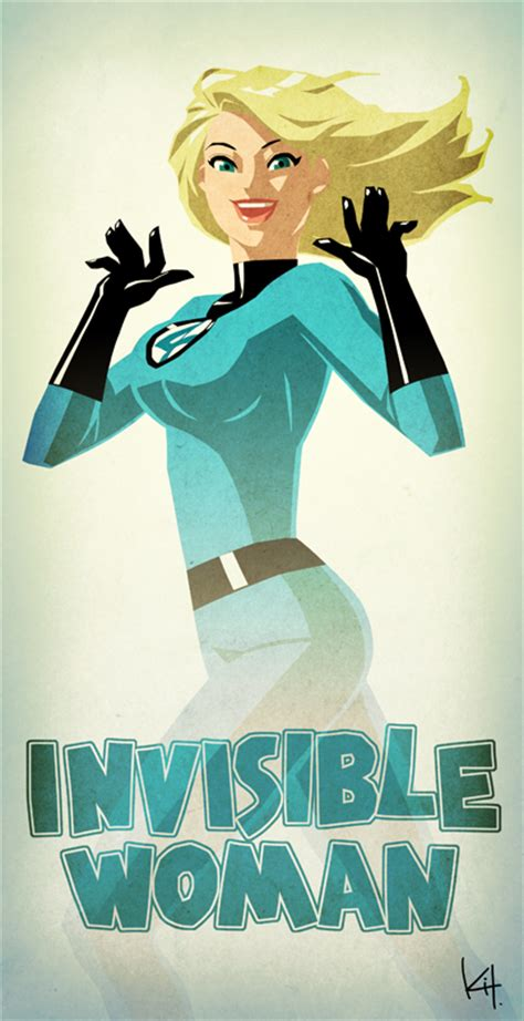 cool marvel  dc female superhero portraits