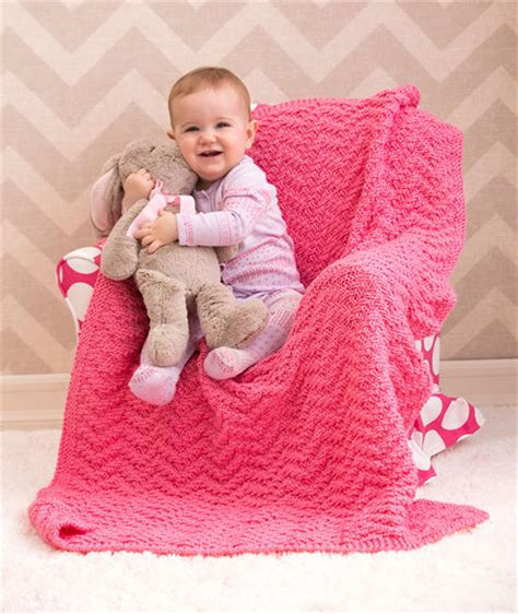 Chevron Baby Blanket Knit Pattern by Knit Chevron Baby Blanket Free Pattern Knitting Bee