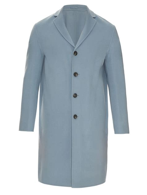 light blue coat womens light blue wool coat jacketin