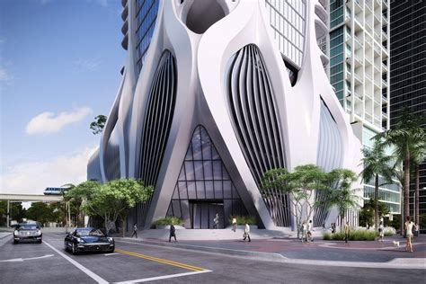 one thousand museum miami s one thousand museum by zaha hadid to be featured