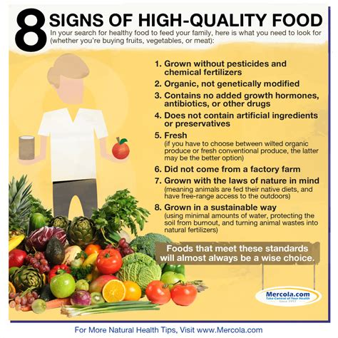 quality food 8 signs to consider when searching for high quality food home and garden america