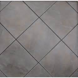 Lowes Floor Tile Shop Style Selections Jackson Ridge Black Glazed Porcelain