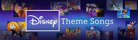 theme songs from disney disney theme songs disney video