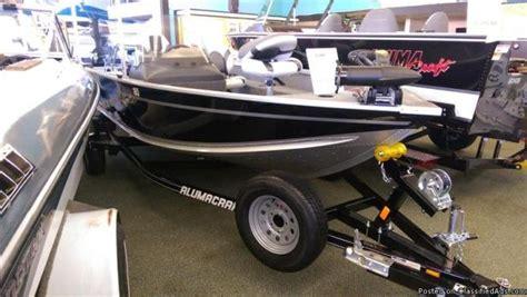 alumacraft boats ohio alumacraft 165 boats for sale in cleveland ohio