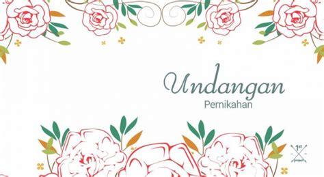 desain undangan pernikahan via bbm diy wedding cerita tentang undangan pernikahan riuusa