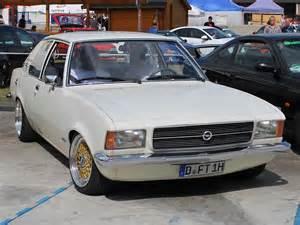 Opel Rekord D Opel Rekord D Bei Den Grefrath Tuning Days 11 8 2013