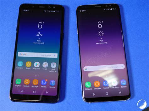Samsung A8 Vs A8 2018 Les 10 Smartphones Les Plus Populaires Sur Frandroid
