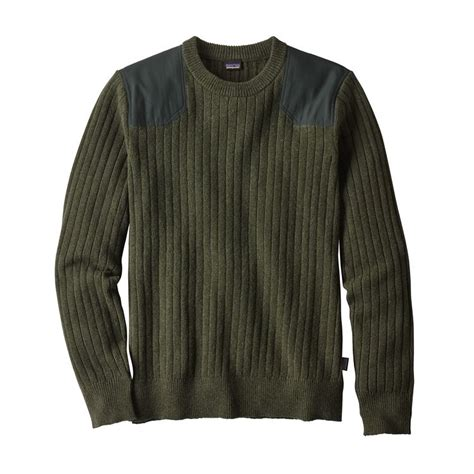 patagonia s fog cutter work sweater