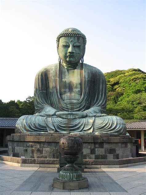 Daibutsu Great Buddha Of Kamakura Picture Facts