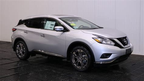 2018 nissan murano platinum 2018 nissan murano platinum sport utility in quincy