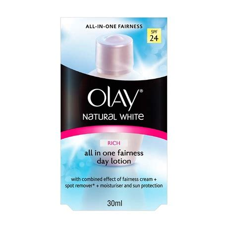 Olay Day Dan olay white rich all in one fairness day lotion spf 24